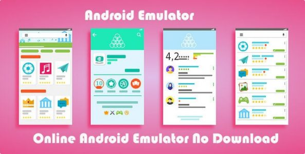 Online Android Emulator Run Android Apps On PC Without