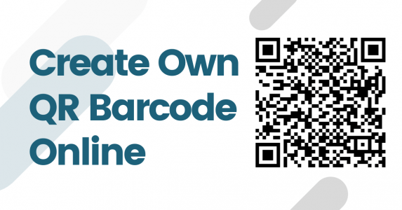 Create Own QR Barcode Online
