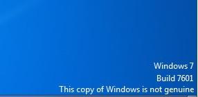 Shows Windows 7 Activator