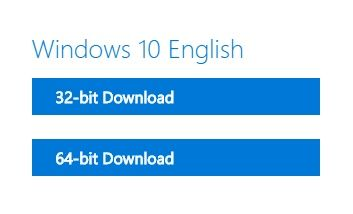 Windows 10 ISO ISO