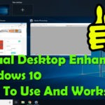 How To Use Windows 10 Multiple Desktops