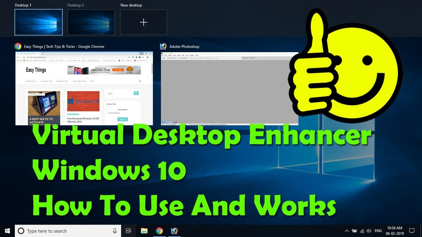 virtual desktop windows 7 free download