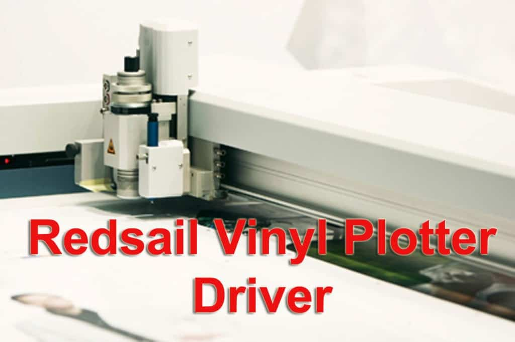 Redsail Vinyl Stickers Cutting Plotter USB Driver for Flexisign 1 copy