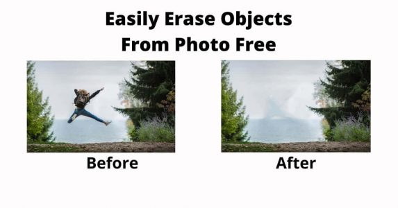 Erase Unwanted Objects