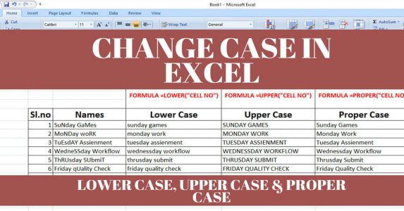 change-case-in-excel